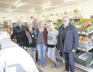 Am 5. Novemberg 2015 besuchte und Herr Krasovskij von den Schorndorfer Nachrichten und informierte sich über unseren Laden